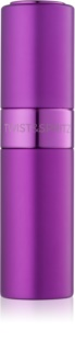 Twist & Spritz Fragrance Atomiser sticluta reincarcabila cu atomizér unisex 8 ml  Purple