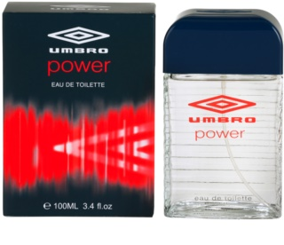 Umbro Power Eau de Toilette for Men 100 ml