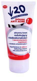 Under Twenty ANTI! ACNE INTENSE crema activa para pieles con imperfecciones