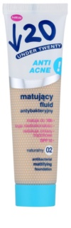 Under Twenty ANTI! ACNE maquillaje matificante SPF 10