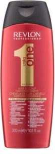 Uniq One Care подхранващ шампоан  за всички видове коса
