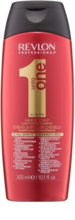 Uniq One All In One Hair Treatment Nourishing Shampoo for All Hair Types