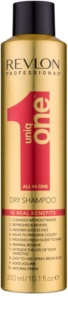 Uniq One All In One Hair Treatment shampoo secco