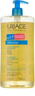 Uriage Xémose Soothing Cleansing Oil for Face and Body