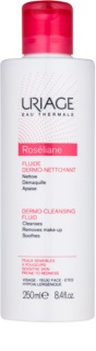 Uriage Roséliane Cleansing Fluid For Sensitive Skin Prone To Redness