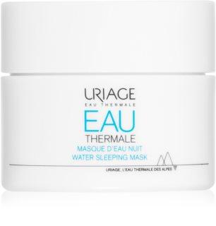 Uriage Eau Thermale maschera viso idratante intensa per la notte