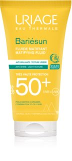Uriage Bariésun Mat loción hidratante matificante SPF 50+