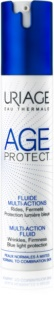Uriage Age Protect multiaktivni pomlajevalni fluid za normalno do mešano kožo