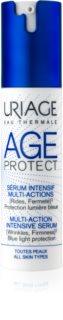 Uriage Age Protect мултиактивен интензивен серум за подмладяване на кожата на лицето