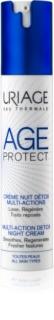 Uriage Age Protect мултиактивен детоксикиращ крем за нощ