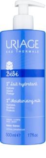 Uriage 1érs Soins Bébés hydratační mléko na tělo a obličej pro děti od narození