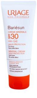 Uriage Bariésun crema protettiva minerale per viso e corpo SPF30