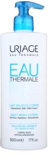 Uriage Eau Thermale Bodylotion mit Seide für trockene und empfindliche Haut