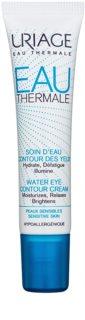 Uriage Eau Thermale aktive feuchtigkeitsspendende Creme für die Augenpartien