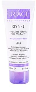 Uriage Gyn- 8 гел за интимна хигиена за раздразнена кожа