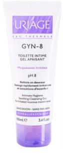 Uriage Gyn- 8 gel para higiene íntima para pele irritada