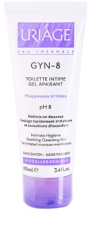 Uriage Gyn- 8 Intimate hygiene gel For Irritated Skin