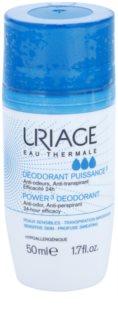 Uriage Hygiene αποσμητικό ρολλ-ον για την αντιμετώπιση των λευκών και κίτρινων κηλίδων