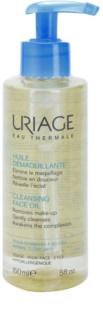 Uriage Hygiene huile démaquillante pour peaux normales à sèches