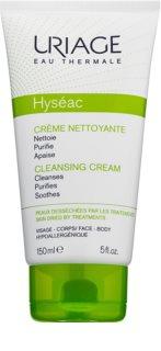 Uriage Hyséac почистващ крем  за мазна кожа