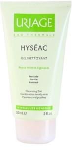 Uriage Hyséac очищуючий гель для комбінованої та жирної шкіри