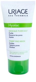Uriage Hyséac tisztító és nyugtató arcmaszk a pórusok összehúzására