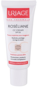 Uriage Roséliane CC Cream For Sensitive Skin Prone To Redness