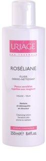 Uriage Roséliane lotiune de curatare pentru piele sensibila cu tendinte de inrosire