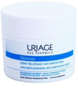 Uriage Xémose pomirjajoče mazilo, ki koži vrača lipide za zelo občutljivo suho in atopično kožo