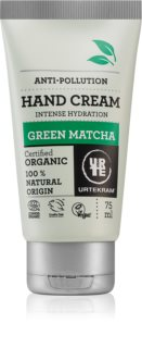 Urtekram Green Matcha krem nawilżający do rąk z ekstraktem z zielonej herbaty