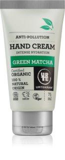 Urtekram Green Matcha crema hidratante para manos con extracto de té verde