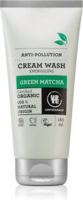 Urtekram Green Matcha creme de banho energizante com chá verde