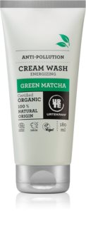 Urtekram Green Matcha crema de ducha estimulante con té verde