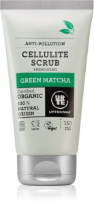 Urtekram Green Matcha Anti-Cellulite Body Scrub with Green Tea