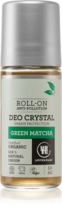Urtekram Green Matcha Roll-On Deodorant  With Green Tea extract