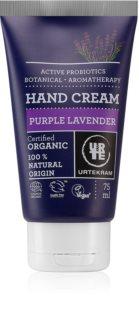 Urtekram Purple Lavender crema nutritiva para manos  con lavanda