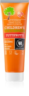 Urtekram Children's Toothpaste Tutti-Frutti pasta de dinti pentru copii