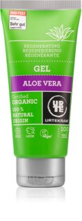 Urtekram Aloe Vera τζελ για έντονη ενυδάτωση και αναζωογόνηση της επιδερμίδας με αλόη βέρα