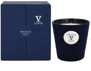V Canto Mea Culpa ароматна свещ  250 гр.