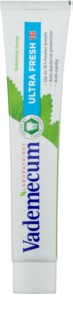 Vademecum Ultra Fresh 16 dentífrico para hálito fresco