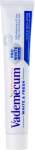 Vademecum White and Fresh Whitening Toothpaste with Fluoride
