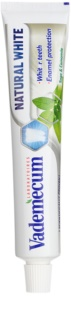 Vademecum Natural White dentifrice blanchissant