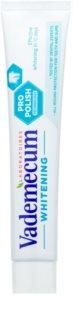 Vademecum Pro Vitamin Whitening Zahnpasta mit bleichender Wirkung
