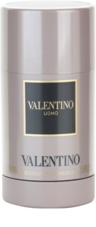 Valentino Uomo desodorizante em stick para homens 75 ml