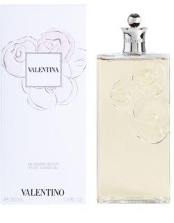 Valentino Valentina gel de duche para mulheres 200 ml