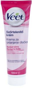 Veet Depilatory Cream depilační krém pro normální pokožku