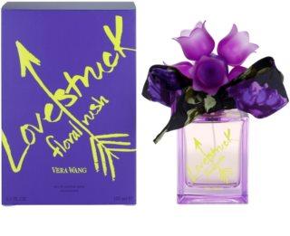 Vera Wang Lovestruck Floral Rush eau de parfum per donna 100 ml