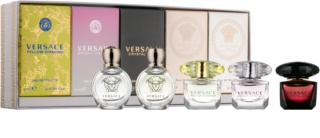 Versace Miniatures Collection Gift Set V.