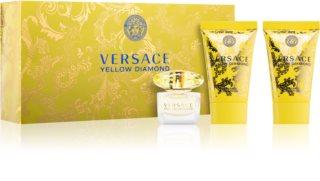 Versace Yellow Diamond dárková sada V. pro ženy
