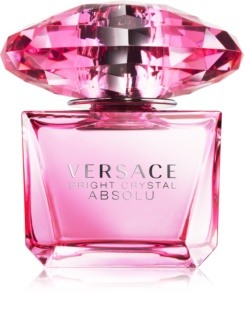 Versace Bright Crystal Absolu eau de parfum per donna 90 ml